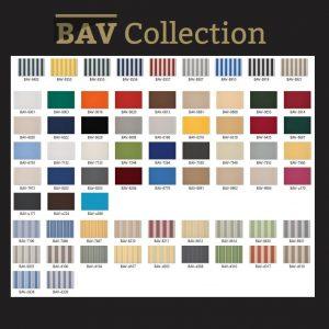 LONA ACRÍLICA DRALON BAV Collection