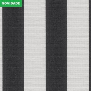 Yacht Stripe Black